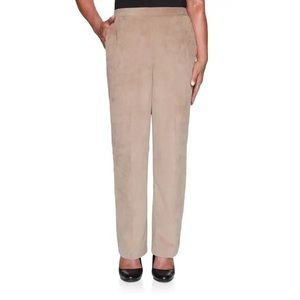 Alfred Dunner Women's Proportioned Short Pants